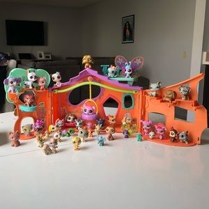 Entire Play Set